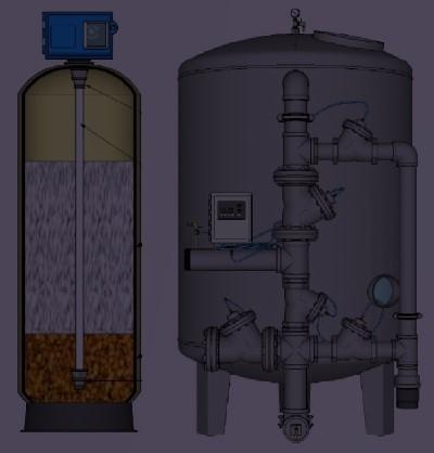 Aquaplus Filtros Turbidex
