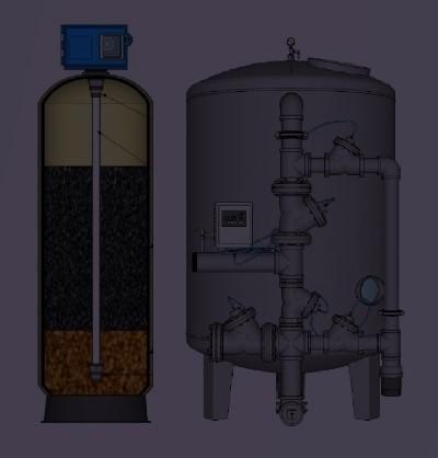 Aquaplus Filtros Carbón Activado