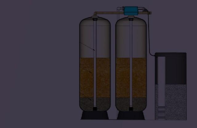 Aquaplus Suavizadores TWIN
